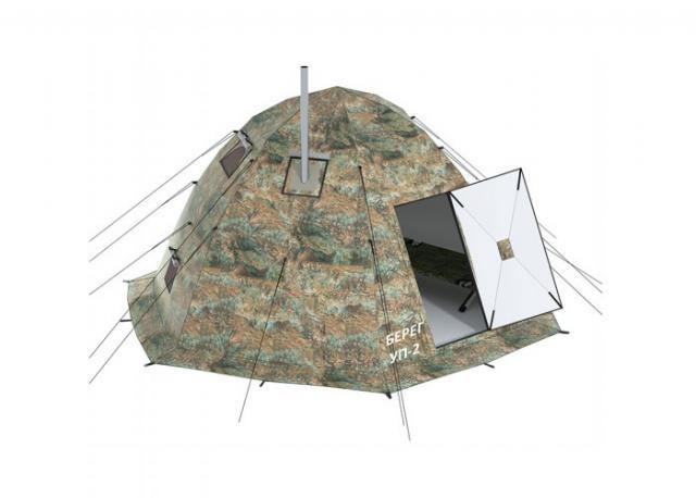 Продам Универсальная палатка УП 2 с печкой