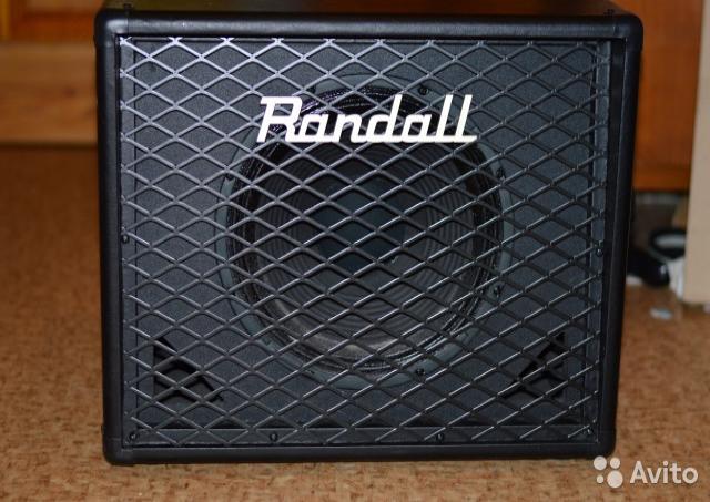 Продам Гитарный кабинет Randall RD112-D 50w