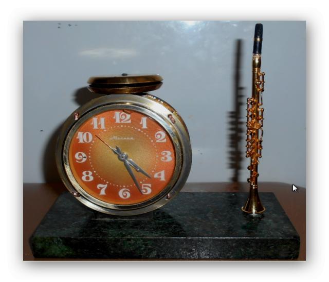 Продам Часы Молния Барабан. Кларнет. СССР