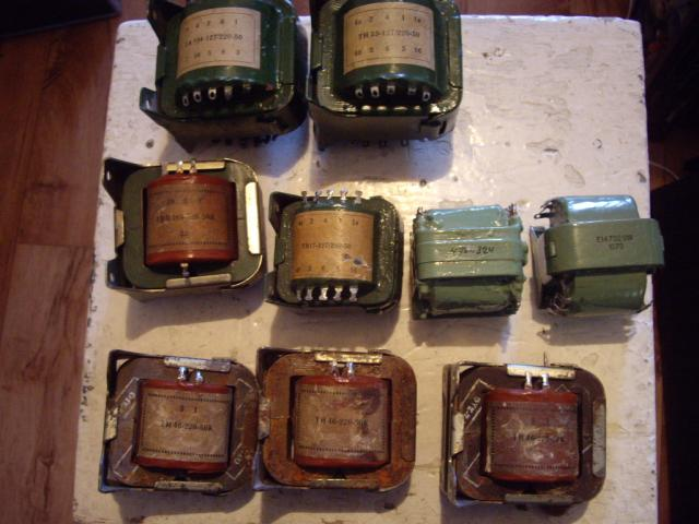 Продам: Трансформаторы для радиоаппаратуры