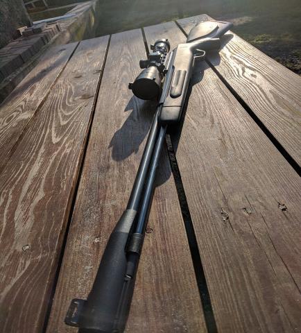 Продам: Пневматическую винтовку Gamo CFX