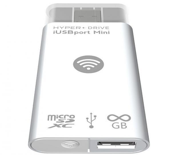 Продам: Беспроводной медиацентр для iPhone/iPad