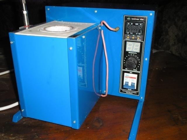 Продам Печь индукционная ювелирная К70-2