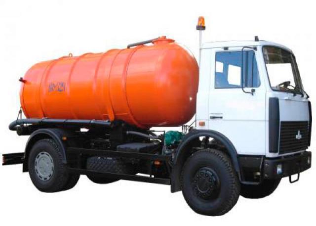 Предложение: Вывоз ЖБО и ТБО быстро и недорого