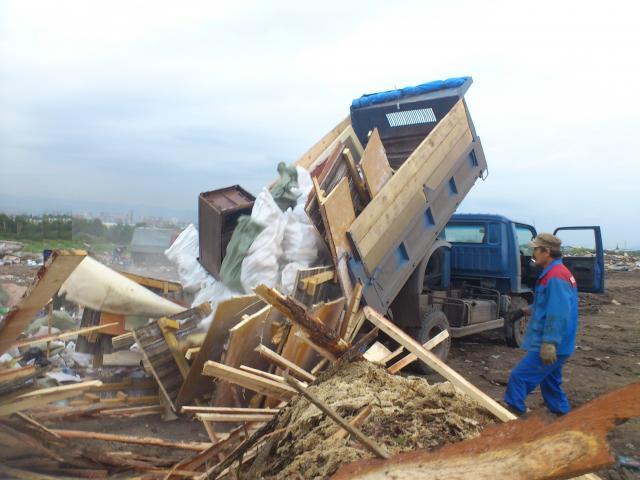 Предложение: Уборка территорий,вывоз мусора