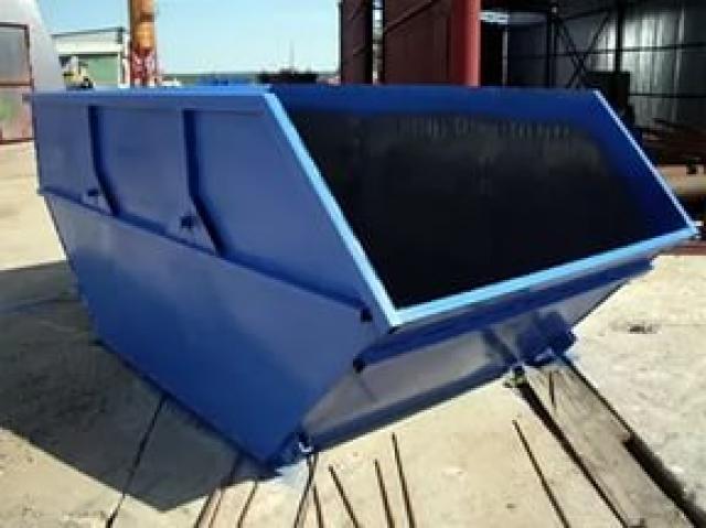 Предложение: Вывоз мусора контейнерами. Бункеры Пухто