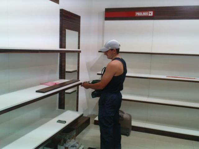 Предложение: Сборка разборка мебели