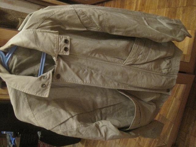 Продам: Куртка укороченная хаки Индия