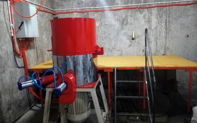 Продам Агломератор 55 кВт, 230 кг/ч