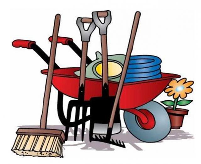 Предложение: Уборка территорий, помещ., вывоз мусора