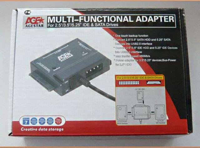 Продам AGE multi-functional adapter