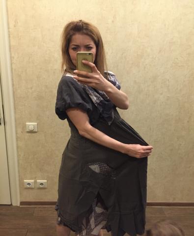 Продам Летнее платье с накидкой