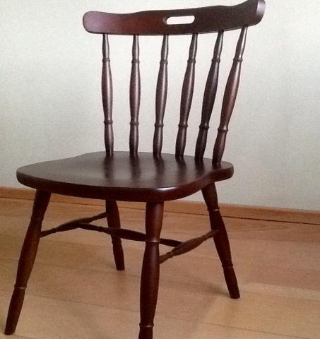 Продам Итальянские стулья из красного дерева
