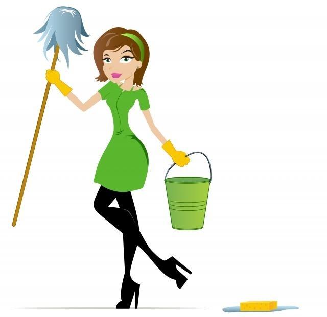 Предложение: Уборка общественных и жилых помещений