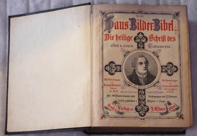 Продам Продаю уникальную книгу .Библия Лютера