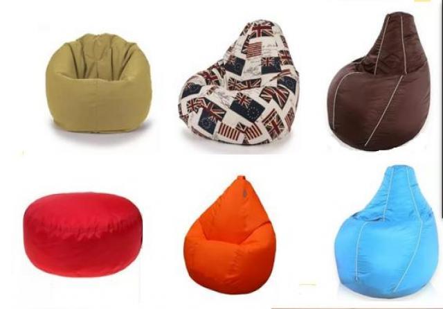 Продам Бескаркасные кресла-мешки, кресло-мяч, к