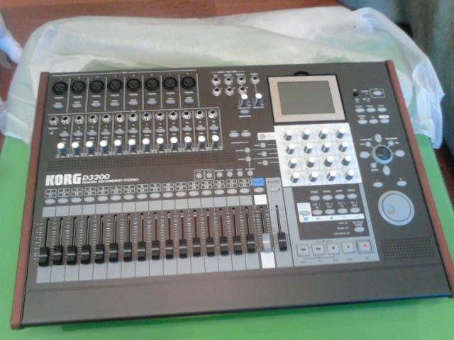 Продам Звукозаписывающая станция KORG D3200
