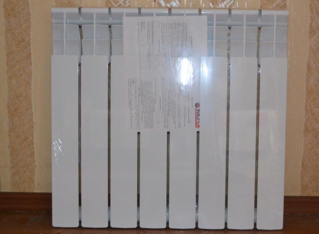 Продам Биметаллические радиаторы 500/80