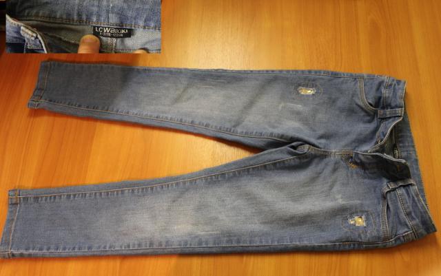 Продам джинсы детские новые