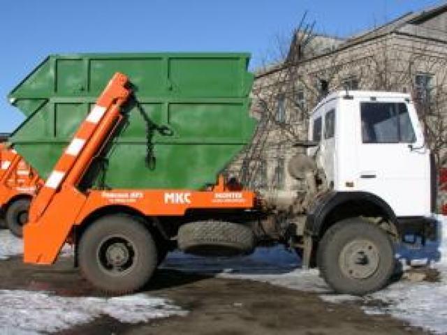 Предложение: вывоз мусора частник, газель