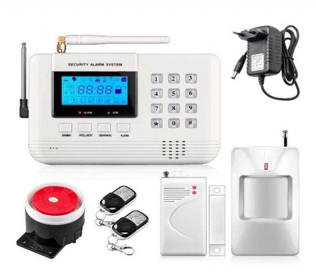 Продам: Охранная GSM сигнализация д/ дома, дачи