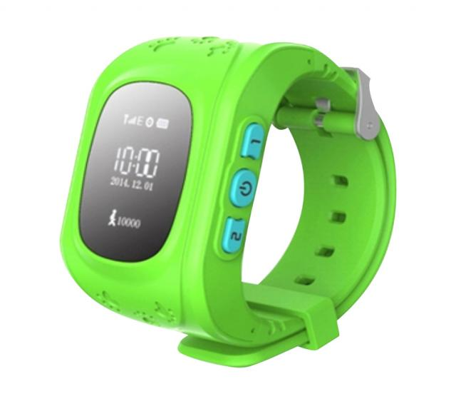 Предложение: Детские часы GPS маяк KidTracker Q50