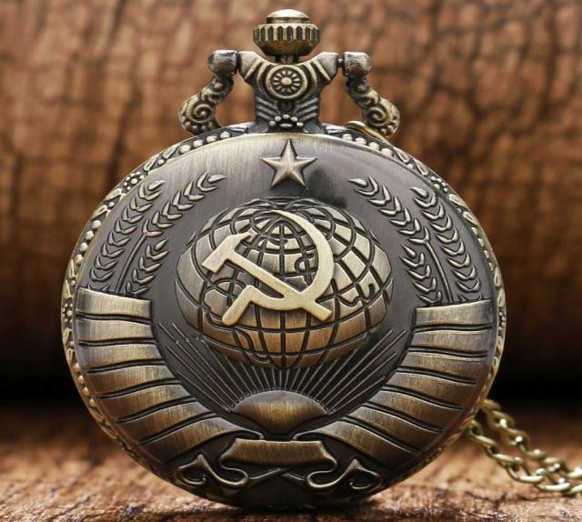 Продам часы с гербом СССР
