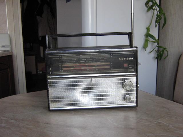 Продам: Радиоприемник VEF-202
