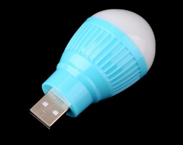 Продам светодиодную мини лампу USB