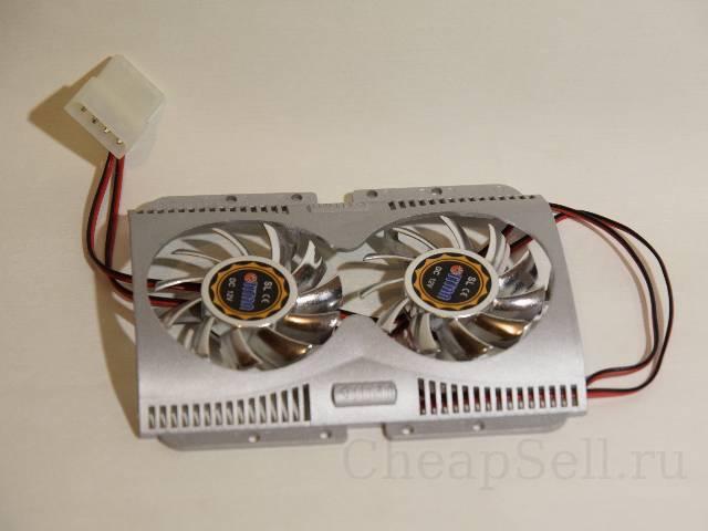 Отдам даром: Система охлаждения для жесткого диска Ti