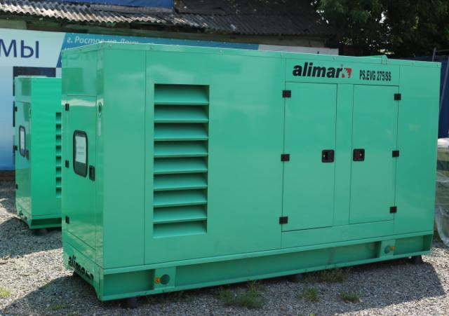 Продам Дизельный генератор 440 кВт