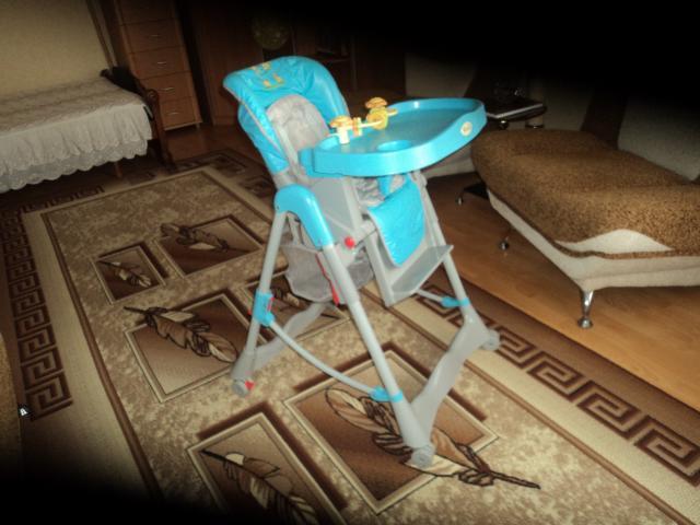 Продам кресло-столик