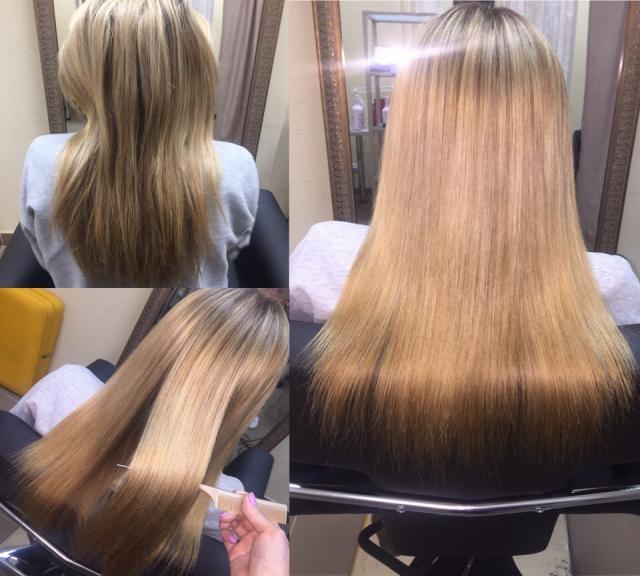 Кератиновое выпрямление волос великий новгород