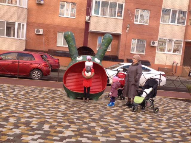 Продам скульптура Детские площадки