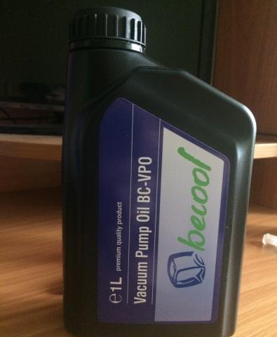 Продам Масло BCVPO для вакуумных насосов