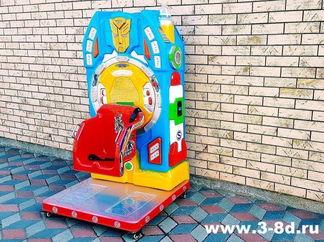 Продам Аттракцион качалка робот