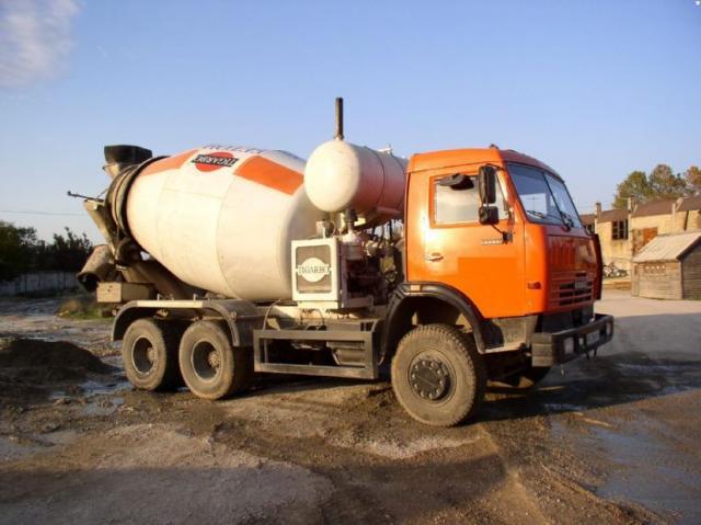 Продам бетон, раствор, доставка