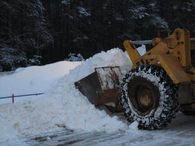 Предложение: Уборка снега Чистка крыш