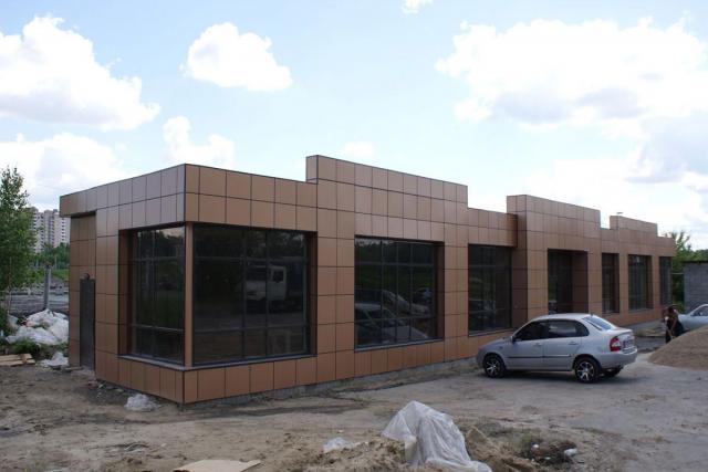 Предложение: Строительство ангаров, складов