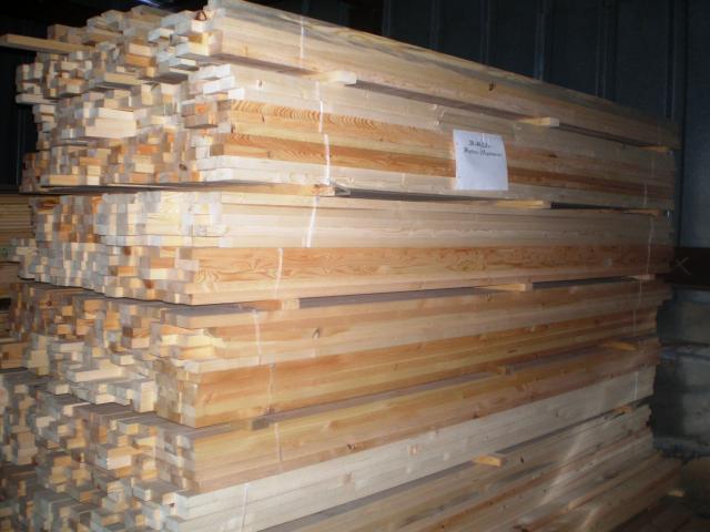 Продам Брус деревянный строганый