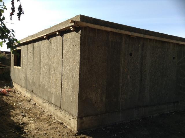Предложение: Монолитные работы(фундамент, стены)