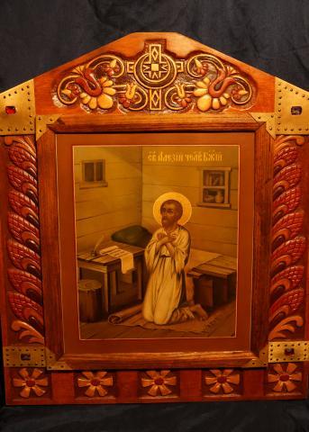 Продам Образ святого Алексия Человека Божия