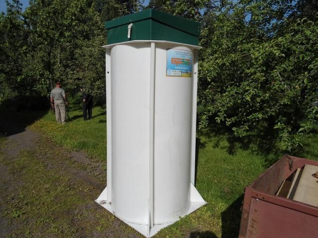 Продам Септик Евробион, канализация без откачки