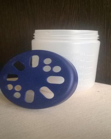 Продам: Баночка для экономии стирального порошка