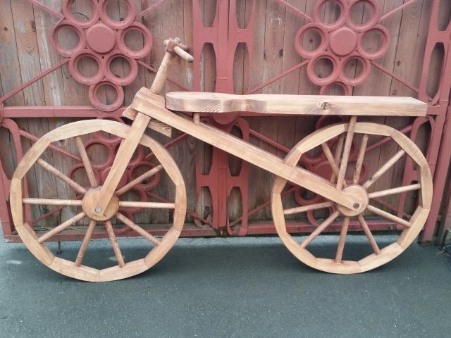 Продам: Деревянный Велокат - беговел