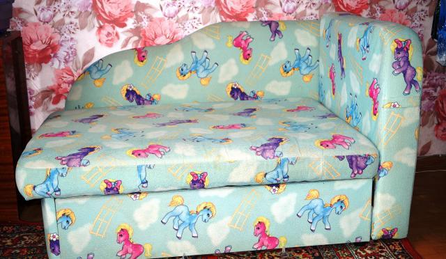 Продам Детская диван-кровать