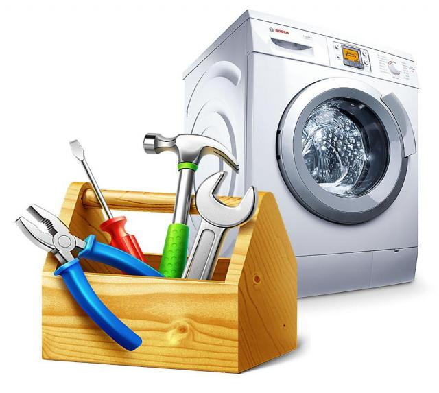 Предложение: Ремонт стиральных машин у Вас дома!