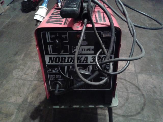 Продам сварочный аппарат nordika 3200