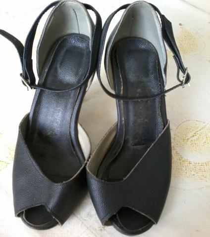 Продам Босоножки женские на каблуке р.36