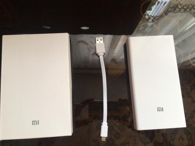 Продам Внешний аккумулятор Xiaomi Power Bank 20